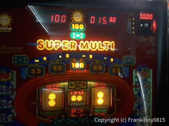 Vollbild am Super Multi 1