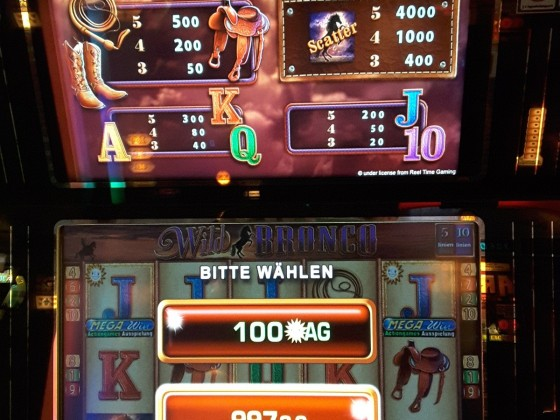 Mega Win , Jackpotausspielung  100 AGs oder 1.000 € als Hauptgewinn
