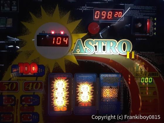 Fast Vollbild am Merkur Astro 2