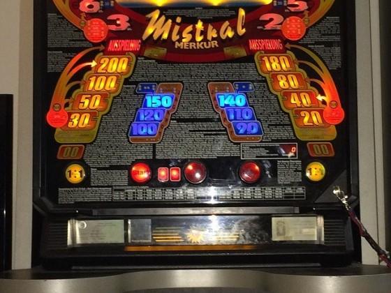 Merkur Mistral