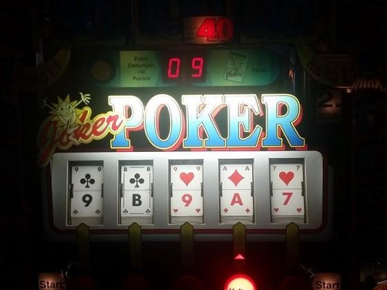 169 Jumbospiele am Joker Poker