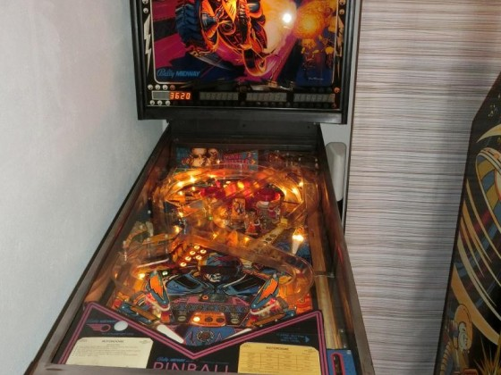 Bally Midway - Motordome