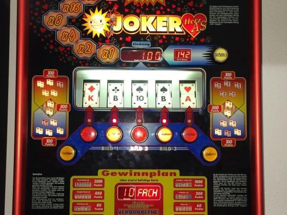 Joker Herz As